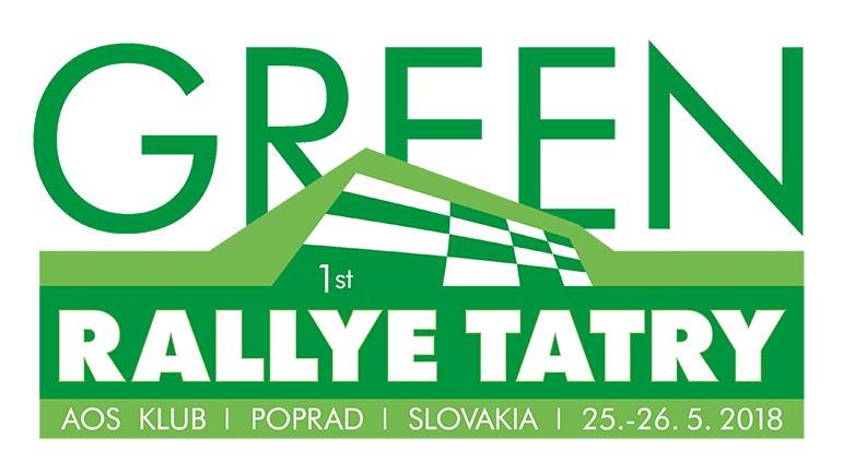 Logo Green rally tatry