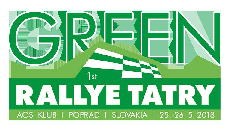 Logo Green rally tatry